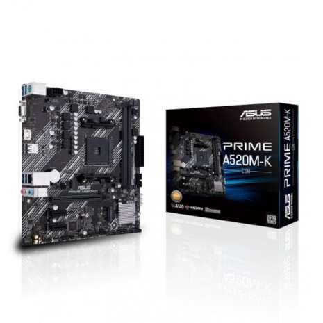 Matična ploča AM4 Asus Prime A520M-K VGA/HDMI/M.2