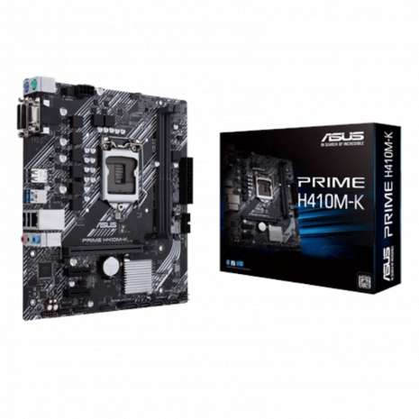 Matična ploča Asus PRIME H410M-K VGA/DVI