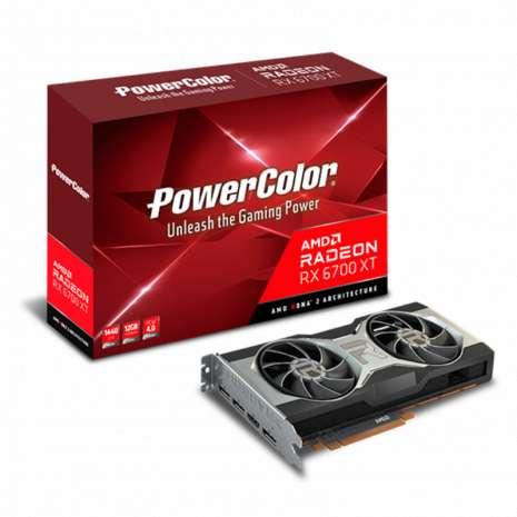 Grafička karta Powercolor Fighter RX6700 XT 12GB GDDR6 128bit HDMI/3XDP