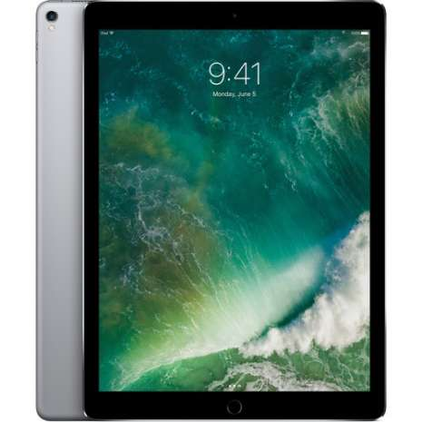 """Apple 12.9"""" iPad Pro (Mid 2017, 512GB, Wi-Fi Only, Space Gray)"""