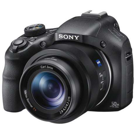 Sony Cyber-shot DSC-HX400V Digital Camera with Free Accessory Kit