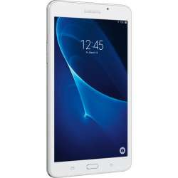 """Samsung 7.0"""" Tab A 8GB Tablet (Wi-Fi Only, White)"""
