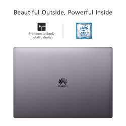 """Huawei 13.9"""" MateBook X Pro Multi-Touch Laptop (Space Gray)"""