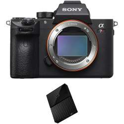 Sony Alpha a7R III Mirrorless Digital Camera (Body Only) with 4TB Hard Drive Kit