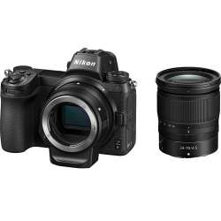 Nikon Z 6 Mirrorless Digital Camera with 24-70mm Lens and FTZ Mount Adapter Kit