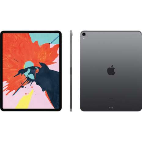"""Apple 12.9"""" iPad Pro (Late 2018, 1TB, Wi-Fi Only, Space Gray)"""