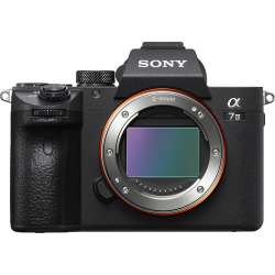 Sony Alpha a7 III Mirrorless Digital Camera with 24-70mm f/2.8 Lens and Accessory Kit