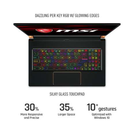 """MSI 17.3"""" GS75 Stealth Gaming Laptop"""