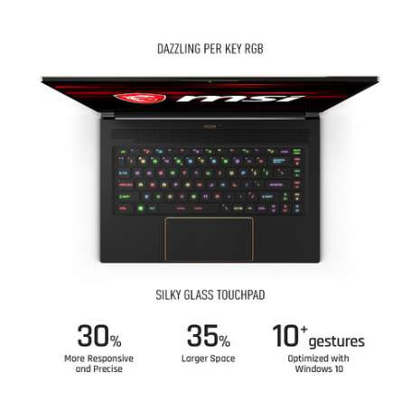 """MSI 15.6"""" GS65 Stealth Gaming Laptop"""