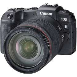 Canon EOS RP Mirrorless Digital Camera with EF 24-105mm f/3.5-5.6 STM Lens and Mount Adapter EF-EOS R Kit