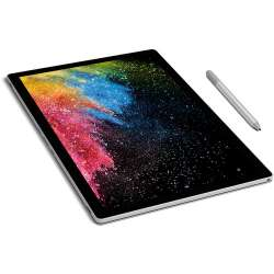 """Microsoft 13.5"""" Surface Book 2 Multi-Touch 2-in-1 Notebook (Silver)"""
