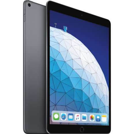 """Apple 10.5"""" iPad Air (Early 2019, 256GB, Wi-Fi Only, Space Gray)"""