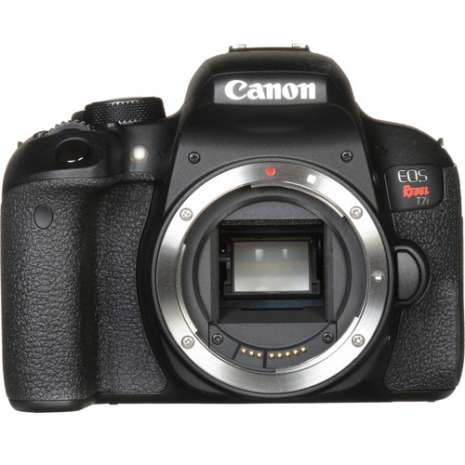 Canon EOS Rebel T7i DSLR Camera (Body Only)
